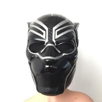 Маска черная пантера марвел вариант 2