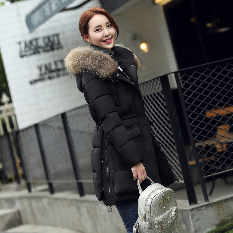 Plus Size Pregnant Woman Winter Coat with Faux Fur Cotton Padded Jacket for Maternity Outerwear Coat Hooded Pregnancy Clothing maternity winter coat down cotton padded down jacket for pregnant women long section outerwear coat hooded pregnancy clothing