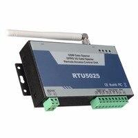 GSM Gate Opener GPRS 3G Door Opener RTU5025 Remote Access Control Unit 999 Users Open Gate