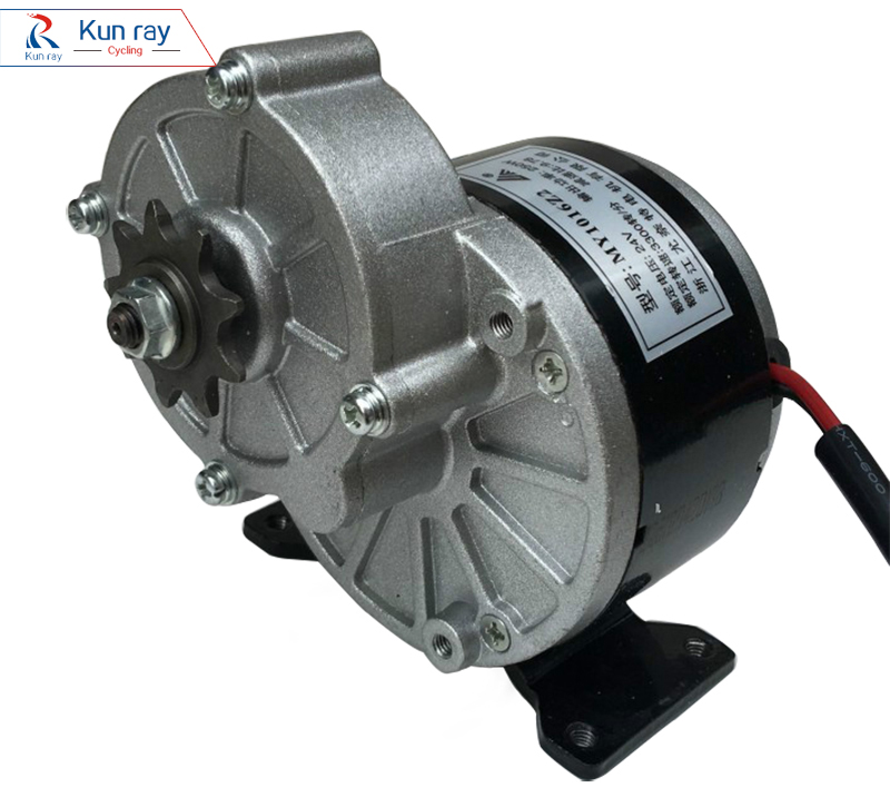 My1016z2 250w 24v 36v Dc Gear Brushed Motor E Bike Motor