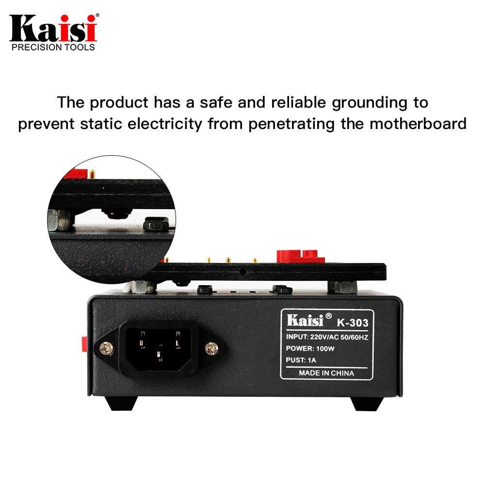 T12A K Heating SS Tool CPU Kaisi XS X XS Station 303 For Repair Motherboard IPhone Repair Heating MAX