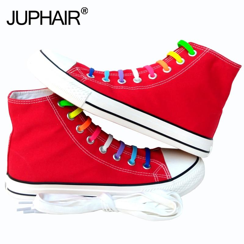 Nye mænd Mans Unisex High Top Low Shoes Cool Canvas Shoes Flats Lovers Casual Skærme Laces Walking Lazy Shoelace Gave Fodtøj