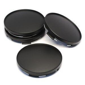 Image 5 - 4Pcs/lot 68mm Fit 65mm Logo Black Plastic Car Wheel Center Hubcaps Covers Set Car Wheel Rim Hub Caps Car Styling Accessories
