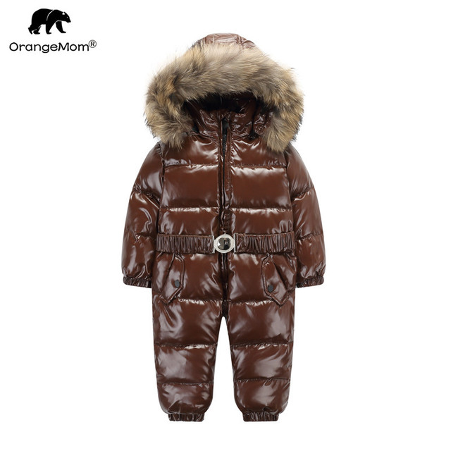375c1d714 Orangemom official store baby boys coat snow wear