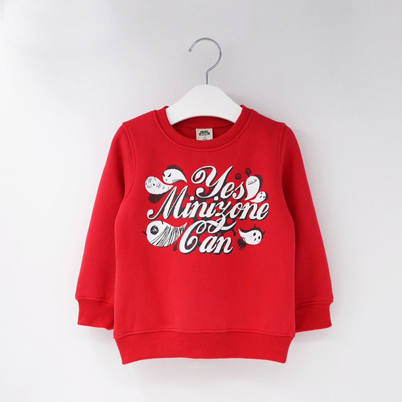winter inside Boys Girls Sweatshirts for 2-6 Years Baby Children Clothes Cotton Casual Boys Girls Sweatshirts Hoodies Clothes