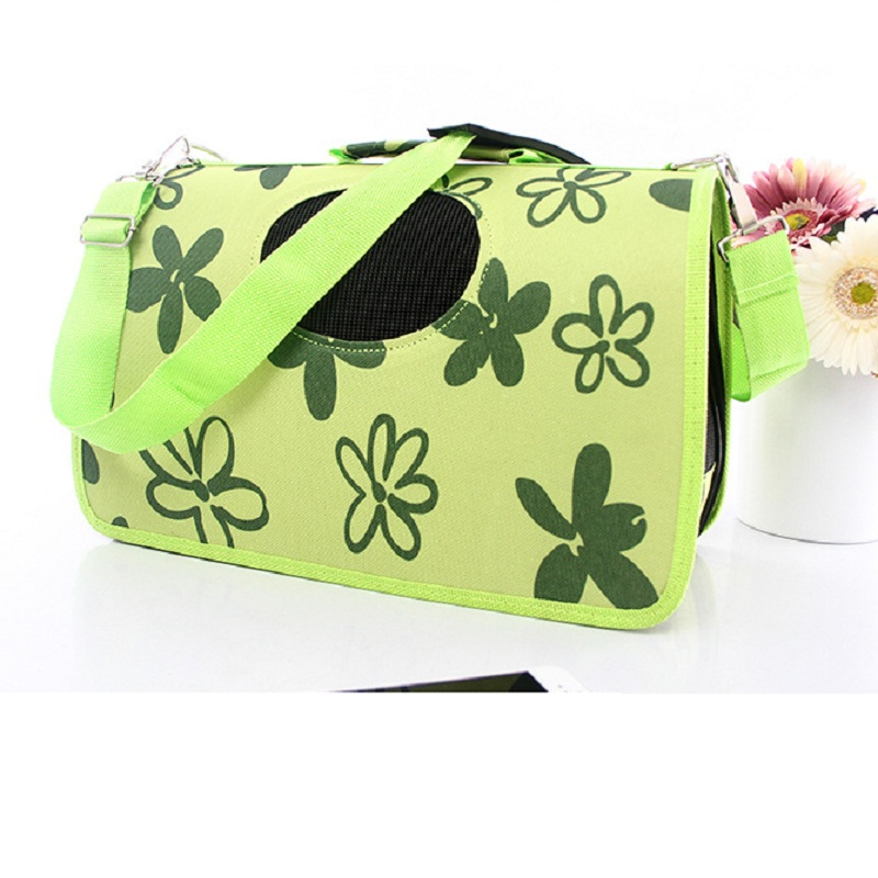 Folding Pet Carrier Sleepping Bag Carry Hand Tote Dog Bag For Travel Portable Puppy Cat Bag Tote Carry Carrier Dog House
