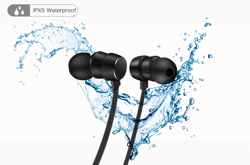 Wavefun Flex Pro Bluetooth 5.0 Earphone Fast Charging 2