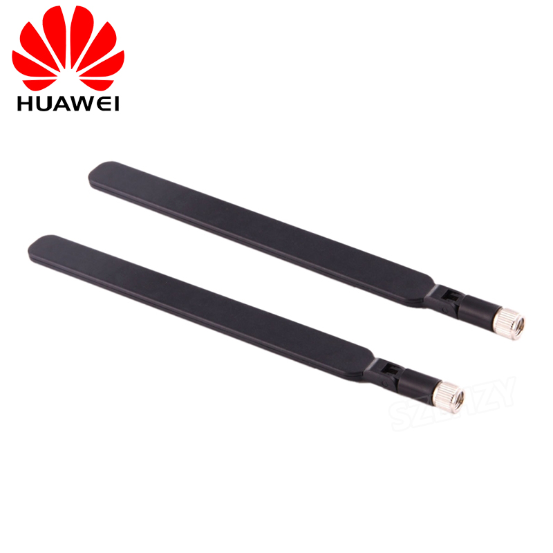 Original HUAWEI 4G LTE External 2 pcs Antenna for B525 B593 E5186 B880 B310 e5172 B315 SMA C-type Router not included