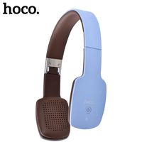 HOCO W4 Touch Control Wireless Wired Headphone Foldable Build In Microphone Headset For Smartphone Tablet 160mAh