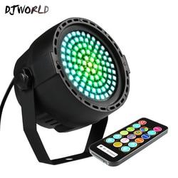 Małe 91 RGB mieszane LED oświetlenia scenicznego DMX światła stroboskopowe Disco DJ Disco domu urodziny KTV klub LED DMX512 lampa etap efekt Oświetlenie sceniczne Lampy i oświetlenie -
