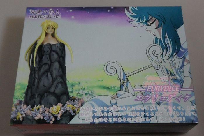 COMIC CLUB Saint Seiya Myth Cloth Eurydice Leier Orpheus Liebhaber enthalten led licht Abbildung-in Action & Spielfiguren aus Spielzeug und Hobbys bei  Gruppe 2