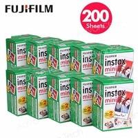 200 Простыни Детские Fujifilm Плёнки применить Instax Mini7s 8 9 25 90 70 мгновенной SP 1 SP 2 300 Fuji мгновенных Плёнки фотографии