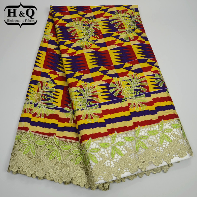 Cheap Price African Wax Lace Fabric 100% Cotton Guipure Lace African Ankara Fabric with stones 6 Yards for Bride DressCheap Price African Wax Lace Fabric 100% Cotton Guipure Lace African Ankara Fabric with stones 6 Yards for Bride Dress