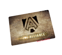 alliance mouse pad Fashion pad to mouse notbook computer mousepad pro team gaming padmouse gamer to laptop keyboard mouse mats