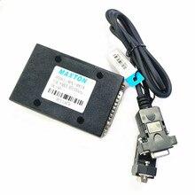Kit de boîte de programmation dinterface de nervure de RPC MRIB avec le câble de goupille de DB 9 pour le talkie walkie bidirectionnel de Radio de MOTOROLA J258