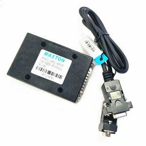 Image 1 - RPC MRIB RIB Interface Programming Box Kit with DB 9 pin Cable For MOTOROLA Two Way Radio Walkie Talkie J258