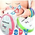 CE Puente Rosa o Verde ** Angelsound Ángel Pulso Del Ritmo Cardíaco Prenatal Doppler Fetal Feto Ultrasonido Monitor de Seguridad