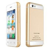 Ultra Slim MTK6580 Quad Core 512 8G 16G 3G WCDMA Mini Student Smart Phone Play Store