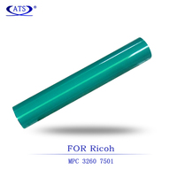 3 pçs/lote Copiadora Peças De Reposição Tambor Opc para Ricoh AFicio MPC 3260 7501 compatível drum machine MPC3260 MPC7501 MPC-3260 MPC-7501