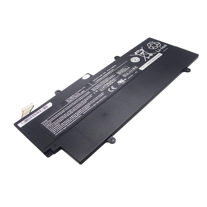 100% D'origine 14.8 V 3060 mAh 47Wh Batterie D'ordinateur Portable pour TOSHIBA Portege Z830 Z835 Z930 Série PA5013U-1BRS Ordinateur