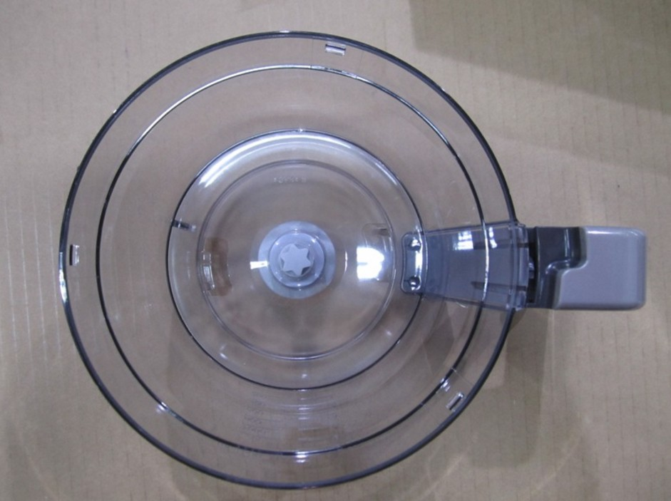 100%, nuevo producto Original, licuadora, taza con jarra, recipiente para zumo + mango negro, nuevo adecuado para philips HR7761 HR7762