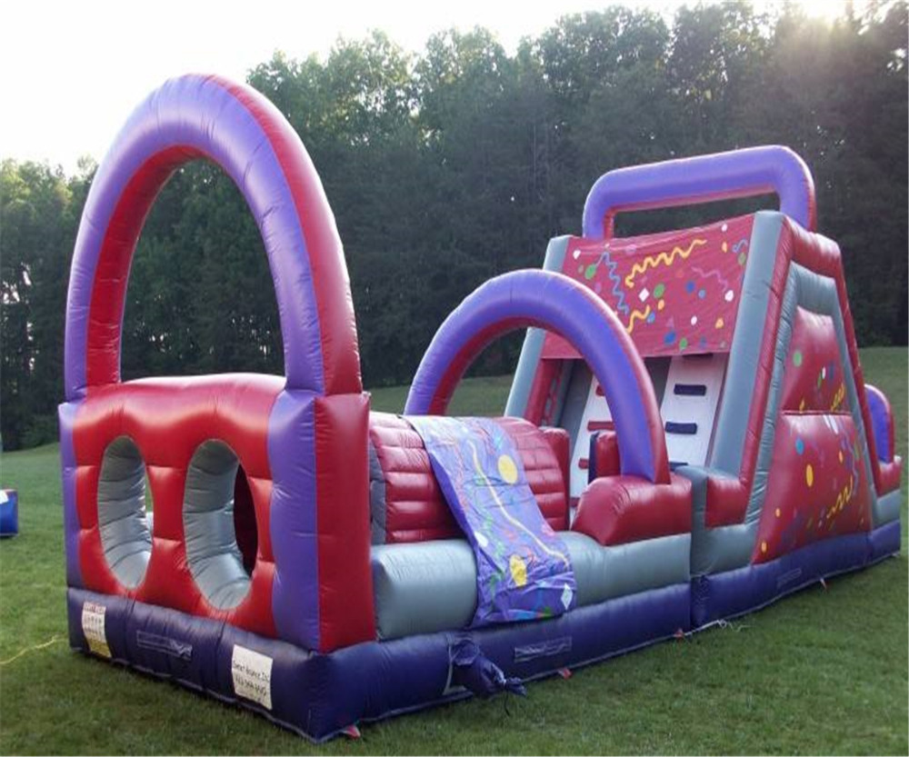 2017 High Quality New Design obstacle Inflatable Slide, Rock Climbing Game2017 High Quality New Design obstacle Inflatable Slide, Rock Climbing Game