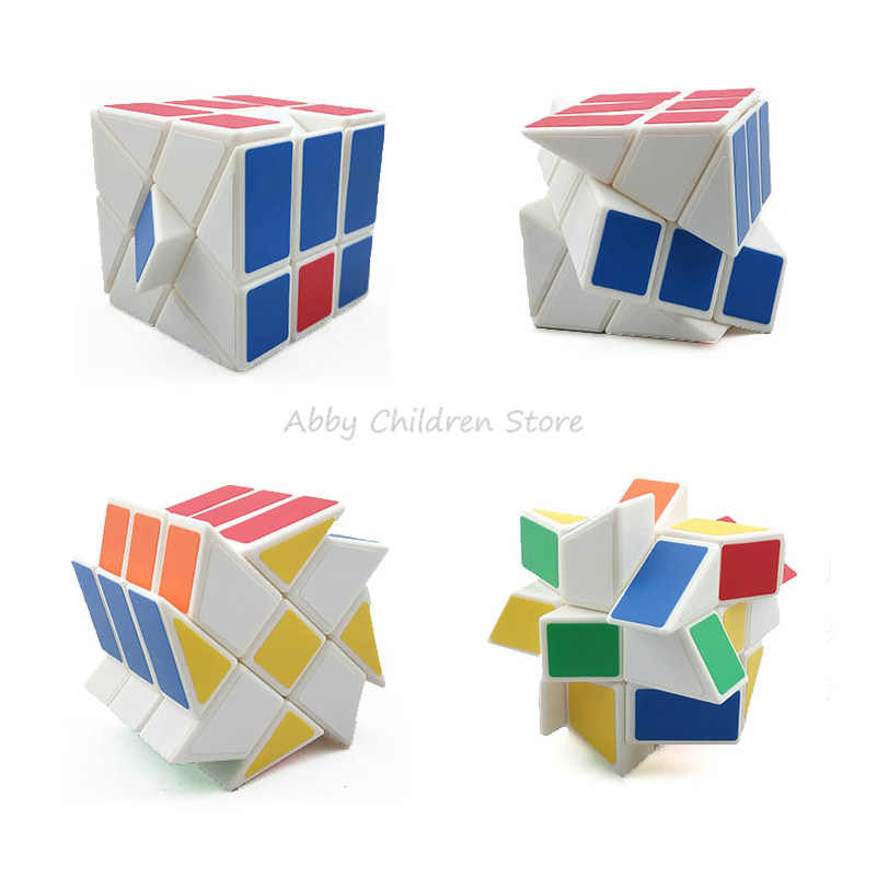 Abbyfrank Magic Cube 2x2x3 Profilisana Klasična brzina Magična - Igre i zagonetke - Foto 5
