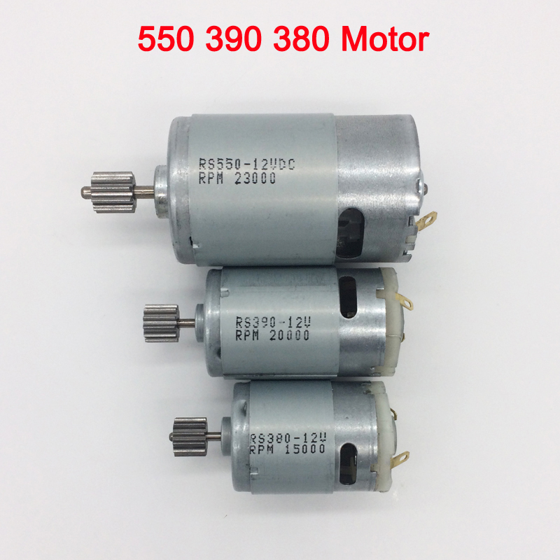 Buy Children Electric Car 12v Dc Motor