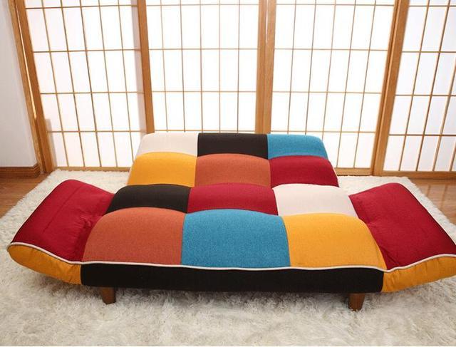 Patchwork Adjustable Sofa  2