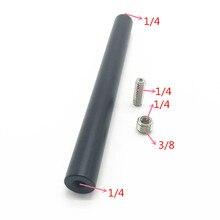 Kit de photographie 15mm tige mâle 1/4 filetage à femelle 3/8 montage vis de raccordement pour appareil Photo reflex numérique accessoires Studio