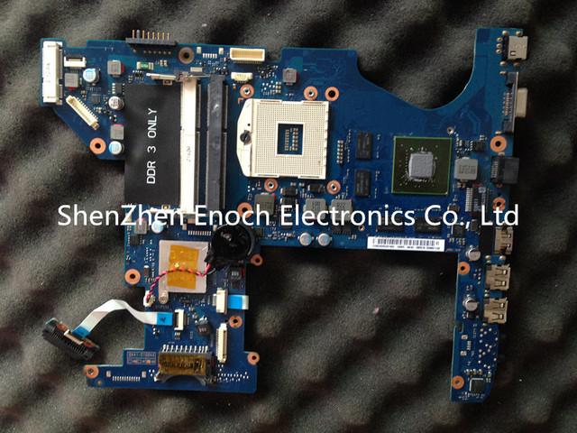 Para samsung rc530 rc730 ba92-08557a mainboard 100% probado placa madre del ordenador portátil con gráficos ba41-01684a stock no. 07