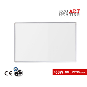 450W Far Infrared Panel Heater Baby Room No Noise Infrared Heating Heater