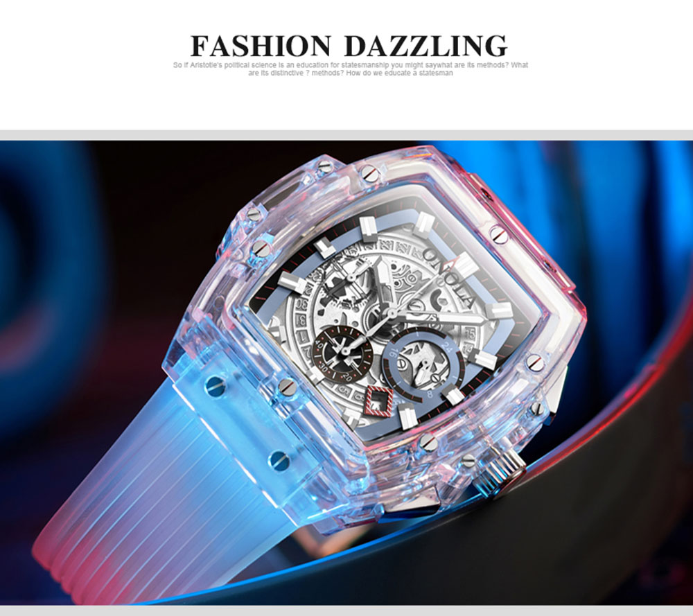 Transparent Dial Watches5