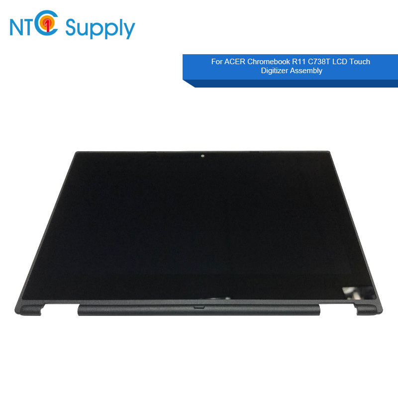 MEIHOU For font b ACER b font Chromebook R11 C738T LCD Touch Sceen Digitizer Assembly 6M