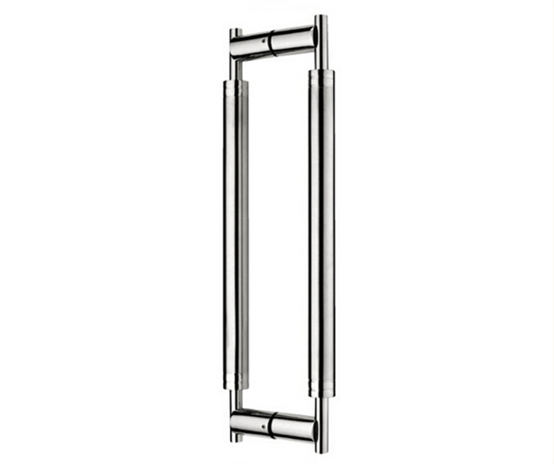 Architectural Entry/Entrance Door Handle 304 Stainless Steel Pull/Push Handles For Timber/Glass Doors 38*600mm HM74 antimicrobial environmental wood pull handle pa 710 entrance door handles for entry glass shop store doors