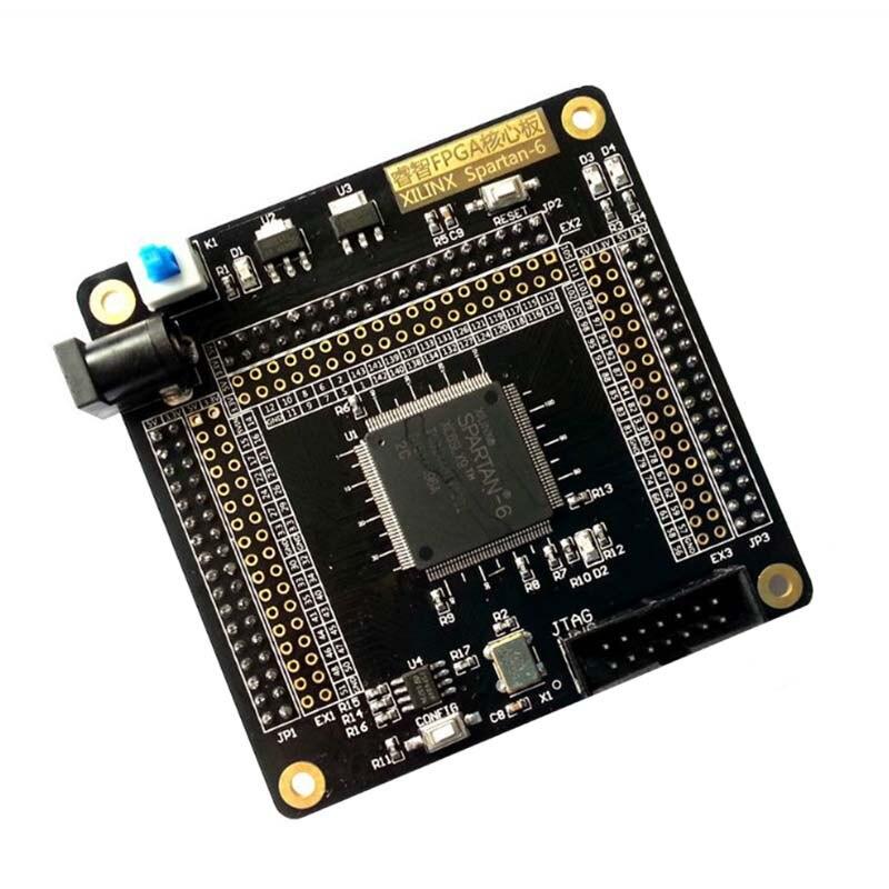 Xilinx FPGA development board spartan 6 FPGA core board for electronics  Engineer XL006