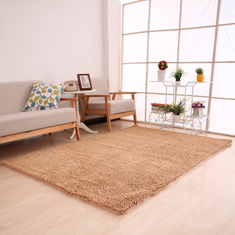 80x120cm 31quotx47quot Chenille Microfiber Shaggy Rugs And Carpets For Home Living Room