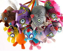 Cat Toy | Colorful Mouse Toy With Catnip