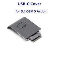 VOOR Originele DJI Osmo Action USB-C Cover Bescherming voor DJI Osmo Action Deel Accessoires