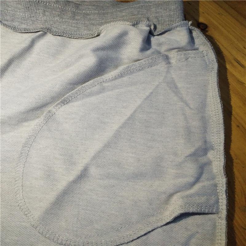 Casual Funny Print Dragon Ball Goku Mens Pants Cotton Autumn Winter Gray Men Joggers Sweatpants Plus Size Black Trouser pantalon 8