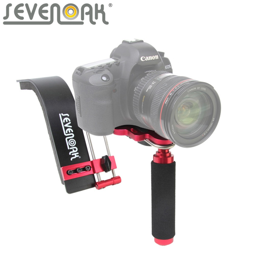 Sevenoak SK-R01 Shoulder Support Rig Handle Grip for Canon Nikon Gopro Camera Camcorder transforming hatha yoga