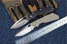 Folding knife tactical knife camping utility knives EDC tool survival pocket knife 5Cr13Wov blade free shipping