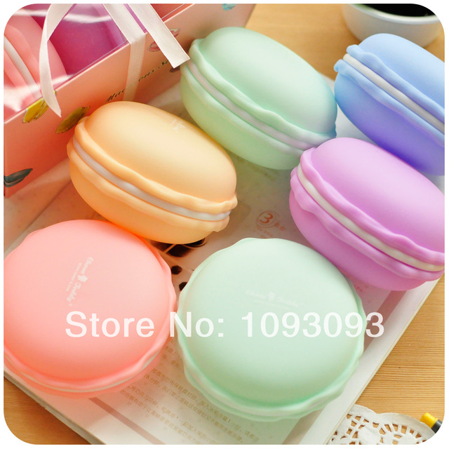 Macaron princess fantasy giant jewelry box ring jewelry boxes