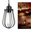Industrial do vintage Loft Lâmpada Do Teto Lustre Pingente Luminária Pendurada adequado para café/bar/home decor