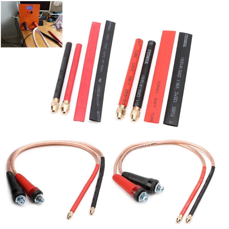 2018 DIY Spot Welding Machine Welding 18650 Battery Round Head Handheld Spot Welding Pen