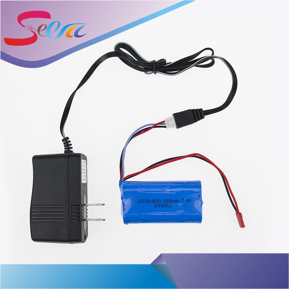 US/China plug charger 7.4V 1500Mah 18650 Battery For MJX F45 F45 DH 9053 9101 F45 9118 Helicopter HQ948 HQ957 HQ848 Syma 822 double horse dh 9116 spare parts charger charger box 9116 21 for dh9116 9053 9053b 9097 9100 9101 9104 9117 9118 rc helicopter