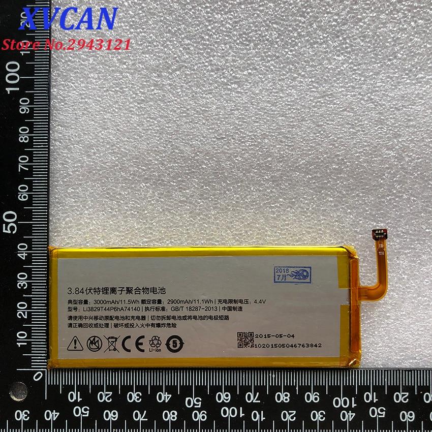ZTE Nubia Z9 mini batería de alta calidad Li3829T44P6hA74140 NX511J 3000 mAh batería de repuesto para ZTE Nubia Z9 mini
