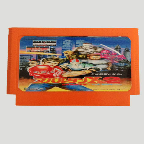 Top Quality Game Cartridge 60 Pins 8 Bit Integrated Game Card Better Than Bean Card — Chan Kick 2