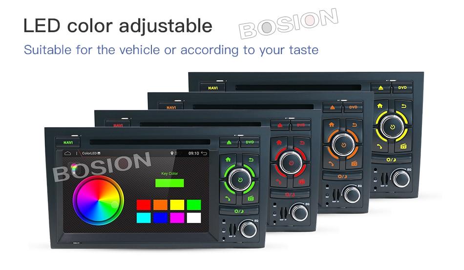 8.0 Audi Last Bosion 8