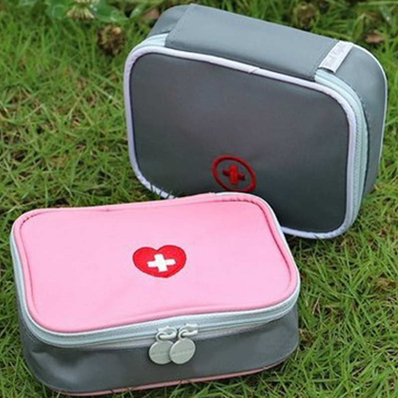 2018 New Emergency Survival Medical Empty Bag For Outdoor Camping Travel Household Car Waterproof Nylon First Aid Kit Hot Sale